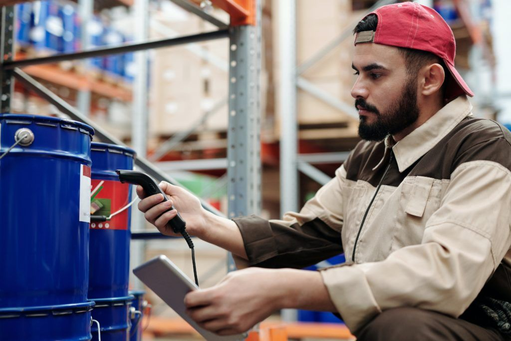 Logistyka zakupu z wykorzystaniem systemu MONACO.
